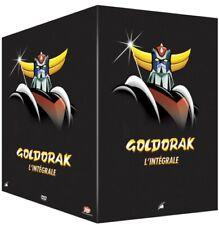 Goldorak - Intégrale - Coffret DVD - Version non censurée -   DVD neuf