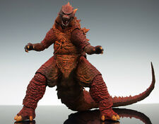 Japan S.H.MonsterArts GODZILLA [2014] Poster Image Ver. Action Figure YujiSakai