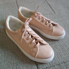 New Made In Italy Topshop Pale Pink Sneaker Sz37