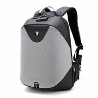 Business Laptop Backpack Polyester Casual Teenage School Notebook Rucksack
