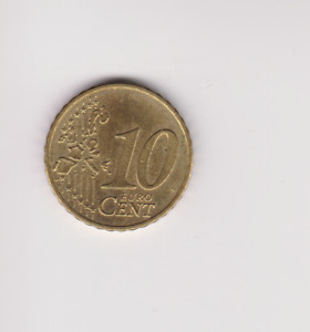 EURO CENTS 2002 10 Germany.MINT.J .COIN UNCIRCULATED.GH103