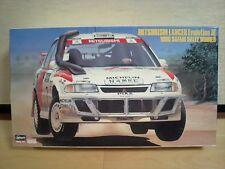 HASEGAWA 1:24 MITSUBISHI LANCER Evolution III '96 SAFARI RALLY WINNER Model Kit