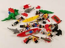 0.35 Lb Bulk Lot of Assorted LEGO Minifigures / Minifigs and Accessories - LOT