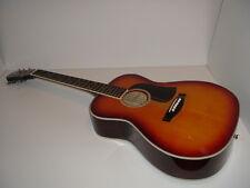 Aria Acoustic Guitar 6 STRING Model AF-20 3/4 BS