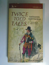 Twice Told Tales, Nathaniel Hawthorne, Airmont Classic Paperback, 1960s