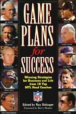 Game Plans for Success: Winning Strategies for Business and Life from 10 Top NFL