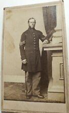 New listing Civil war soldier photograph cdv Washington D C