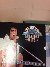 Elvis Presley's Vinyl Records box set of 6 LP