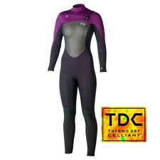 XCEL Women's 4/3 INFINITI TDC X2 Zip Wetsuit - BKP - Size 12 - NWT