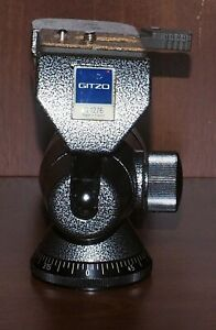 Gitzo G1276M Magnesium Off-Center Ball Head with Quick Release Platform