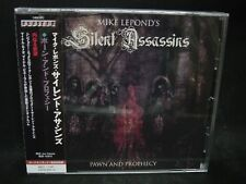 MIKE LEPOND'S SILENT ASSASSINS Pawn And Prophecy + 1 JAPAN CD Symphony X Hades