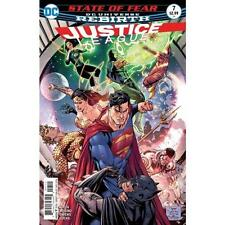 JUSTICE LEAGUE RINASCITA 5 - 63 - DC COMICS - RW LION ITALIANO - NUOVO
