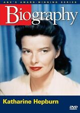 BIOGRAPHY: KATHERINE HEPBURN BRAND (A&E DOCUMENTARY) NEW AND SEALED