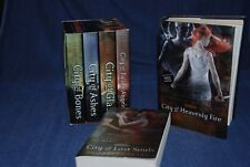 """""""The Mortal Instruments"""" - complete series of 6 books"""
