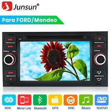"""Radio DVD 7"""" Navegador para Ford Focus Fiesta Kuga Transit Bluetooth MP3 USB RDS"""