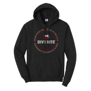 Dive Rite - Circle Logo Hoodie