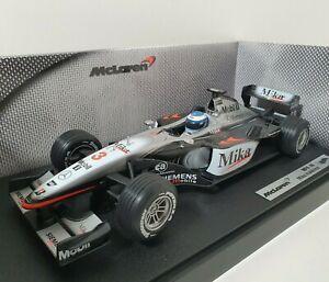 HOT WHEELS 1:18 McLaren  Mercedes Mika Hakkinen Mp4 16 N°3