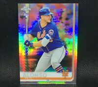 2019 PETE ALONSO RC Topps Chrome Hyper Prizm Refractor Mets Rookie  #204