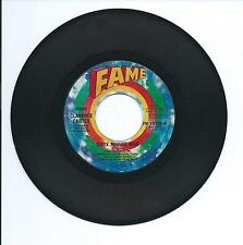 """1973 CLARENCE CARTER """"SIXTY MINUTE MAN"""" 45rpm 7"""""""