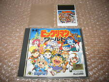 WONDER BOY IN MONSTER LAND (BIKKURIMAN WORLD) PC ENGINE HU-CARD JAP