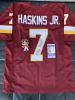 Dwayne Haskins Signed Washington Redskins Jersey JSA COA