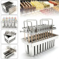 10-30pc Stainless Steel Ice Cream Sticks Mold Ice Lolly Popsicle Mold Pop Holder