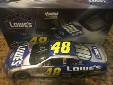 JIMMIE JOHNSON Action 1:24 Die Cast 2005 Lowe's Monte Carlo 1 of 4,248