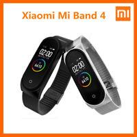 GLOBAL VERSION bluetooth 5.0 REAL Xiaomi Mi Band 4 Smart Watch Wristband Amoled