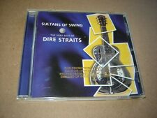 Dire Straits - Sultans of Swing: Very Best of CD promo stamp on booklet NM