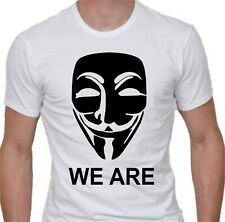 T-shirt homme sympa. We are.