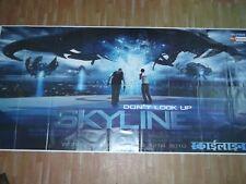 SKYLINE 2010 Orig Promo 6 SIX SHEET POSTER INDIA