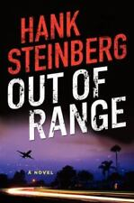 Out of Range by Hank Steinberg (2013, Hardcover)