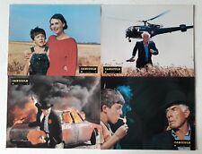 10 PHOTOS D EXPLOITATION LOBBY CARDS - CANICULE - LEE MARVIN MIOU MIOU
