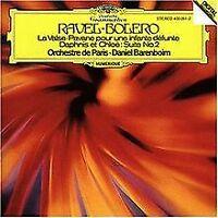 Ravel Bolero (Barenboim) von Barenboim,Daniel, Op   CD   Zustand gut