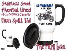 Yamaha XJR1300 Personalised Thermal Steel Mug. Perfect Gift!(MB140)