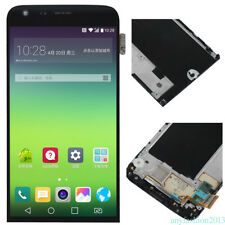 LCD Screen Touch Digitizer Assembly Frame For LG G5 H820 H830 H840 H850 Black