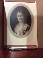 VINTAGE PHOTO OF A WOMAN IN 1914 BY BRETZMAN INDIANAPOLIS