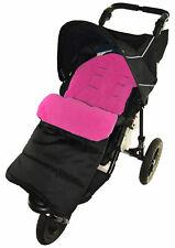 Gemütlich Zehen für Maxi Cosi Mura 4 Premium Kinderwagen Fußsack Black Jack
