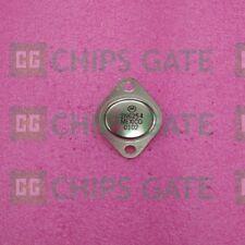 3PCS 2N6254 Encapsulation:TO-3,POWER TRANSISTORS TO-3 CASE