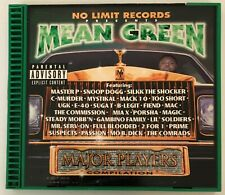 Mean Green - Major Players Compilation No Limit Records Cd