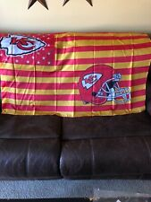 New listing 3x5 Kansas City Chiefs Flag