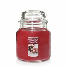 Yankee Frosty Gingerbread Xmas Paraffin Wax Candle - Medium **FREE DELIVERY**