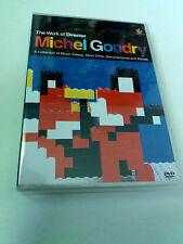 "DVD ""THE WORK OF DIRECTOR MICHEL GONDRY"" MUSIC VIDEOS SHORT FILMS DOCUMENTARIES"
