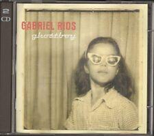 GABRIEL RIOS Ghostboy CD 13 track & DVD 7 track