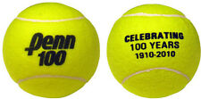 "PENN 4"" MINI JUMBO TENNIS BALL  NEW WITHOUT BOX  (100 YEAR ANNIVERSARY BALLS)"