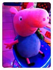 NEW peluche - George Pig 44 .cm Peppa Pig serie MORBIDO peluche NUOVO