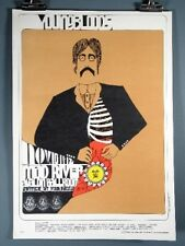 The Youngbloods, & Mad River, Orig. Vintage Poster 1967
