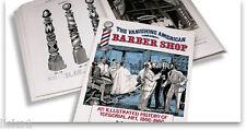 "Barber Shop History Book,   ""THE VANASHING AMERICAN BARBER SHOP"""