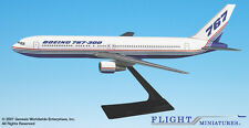 Flight Miniatures Boeing 767-300 House Colors 1981 Demo Livery 1/200 Scale New