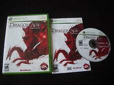 Microsoft Xbox 360 complete in case Dragon Age Origins tested